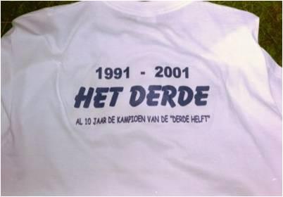 10 jaar Het Derde 1991-2001