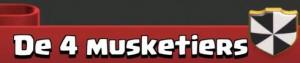 4 musketiers 1