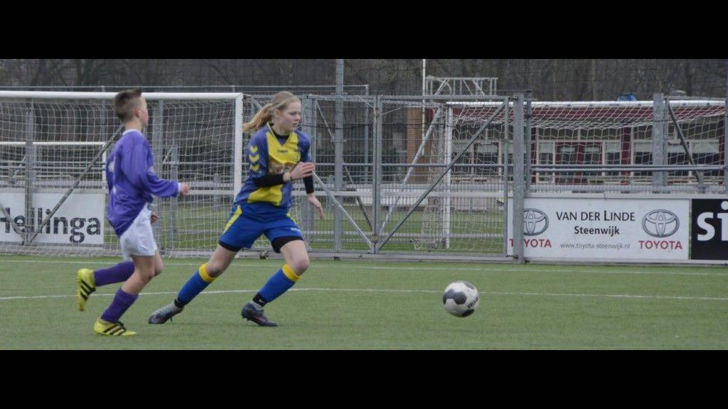 Chanel Kok, geselecteerd voor Nederlands Team MO14