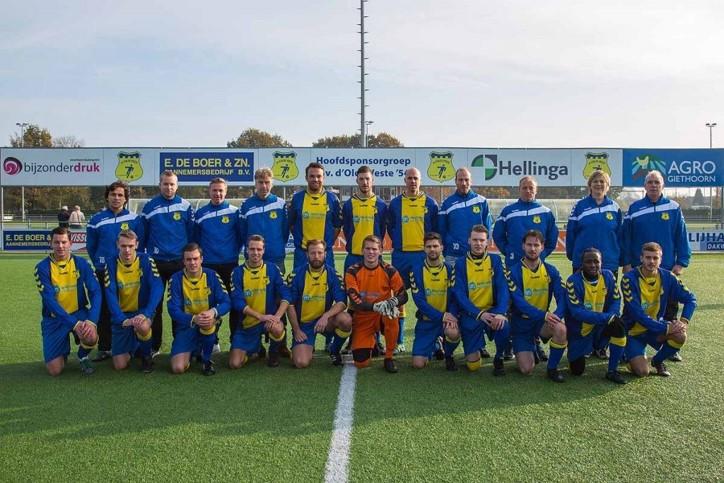 Het beloftenteam van Olde Veste kan zaterdag prachtige eerste stap zetten in strijd om het Landskampioenschap!