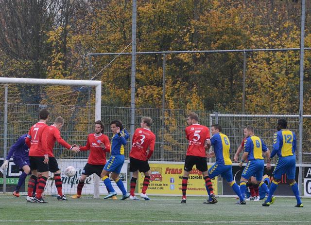 Olde Veste speelt doelpuntloos gelijk tegen Buitenpost