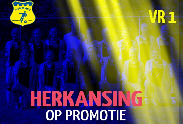 HERKANSING promotie VROUWEN 1