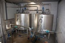 Hygienisatie-tanks