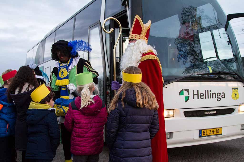 Sinterklaas 2 december
