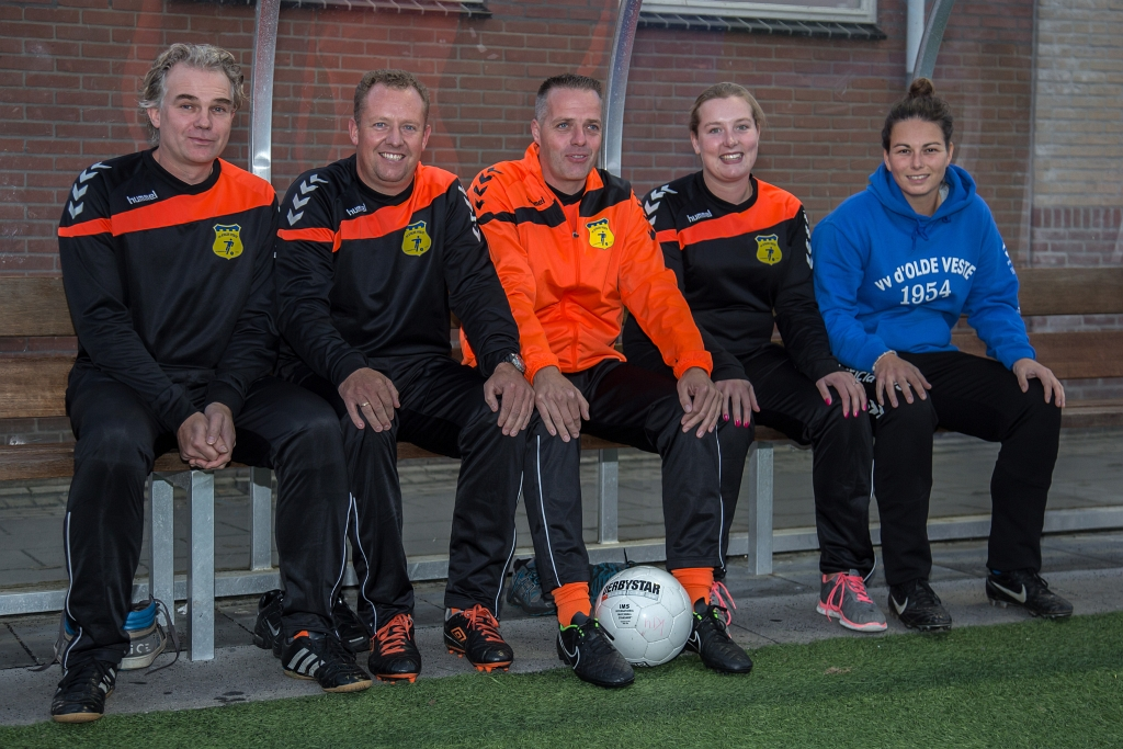 Pupillen trainers cursus van start