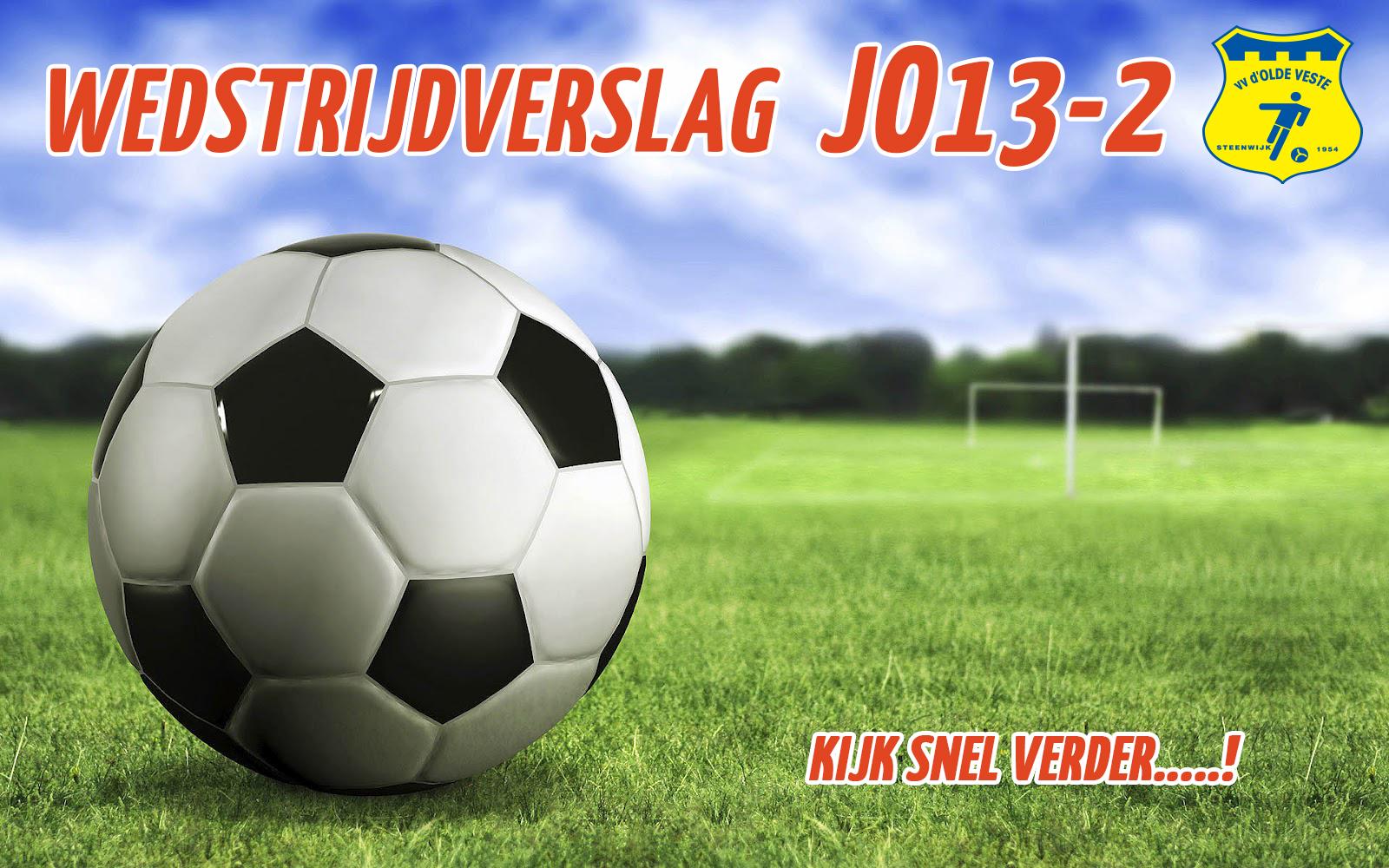 VENO JO13-1 – d'Olde Veste JO13-2