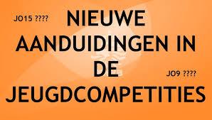 Jeugdcompetities krijgen internationale aanduiding