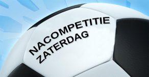 Nacompetitie-Zaterdag