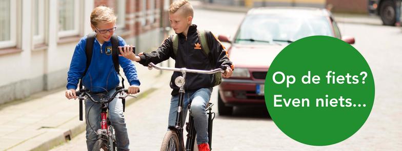 Hoe veilig fiets jij ?