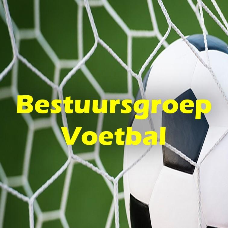 Nieuwe start en samenstelling Bestuursgroep Voetbal