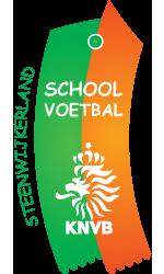 Schoolvoetbal Steenwijkerland Logo