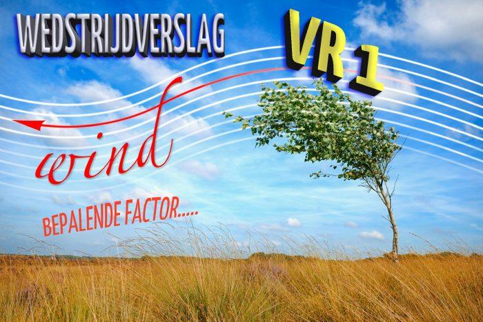 Olde Veste benut wind beter dan Genemuiden