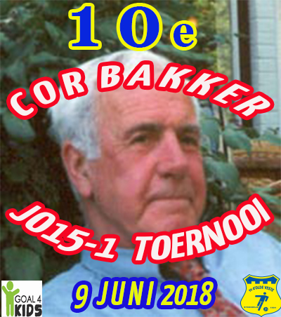 Het 10e Cor Bakker Toernooi is rond !