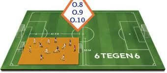 Bijeenkomst nieuwe spelvorm bij VV Steenwijk
