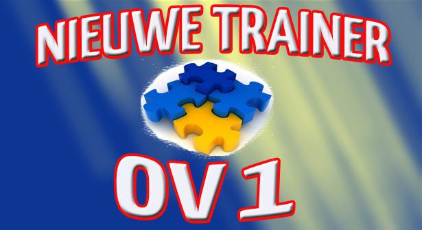 WILLEM LANJOUW nieuwe trainer v.v. d'Olde Veste '54