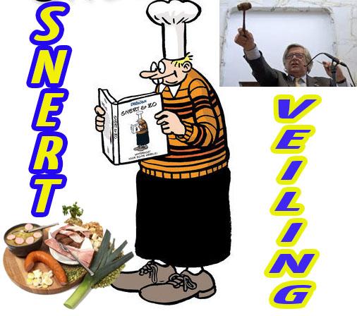 Zaterdag 13 januari is dé Olde Veste-dag van het jaar