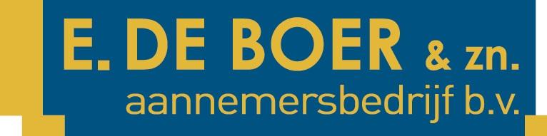 E. de Boer Aannemersbedrijf