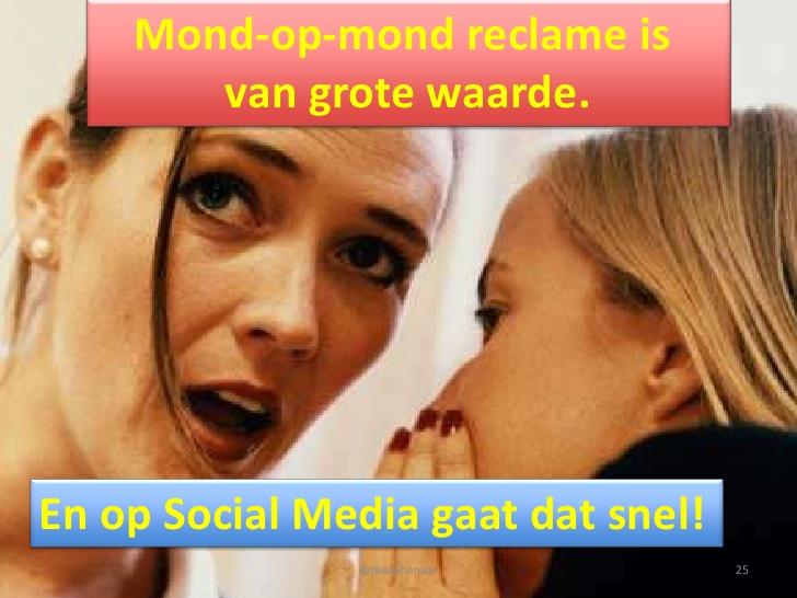 Steenwijkerland – 'effectief netwerken, mond tot mond'