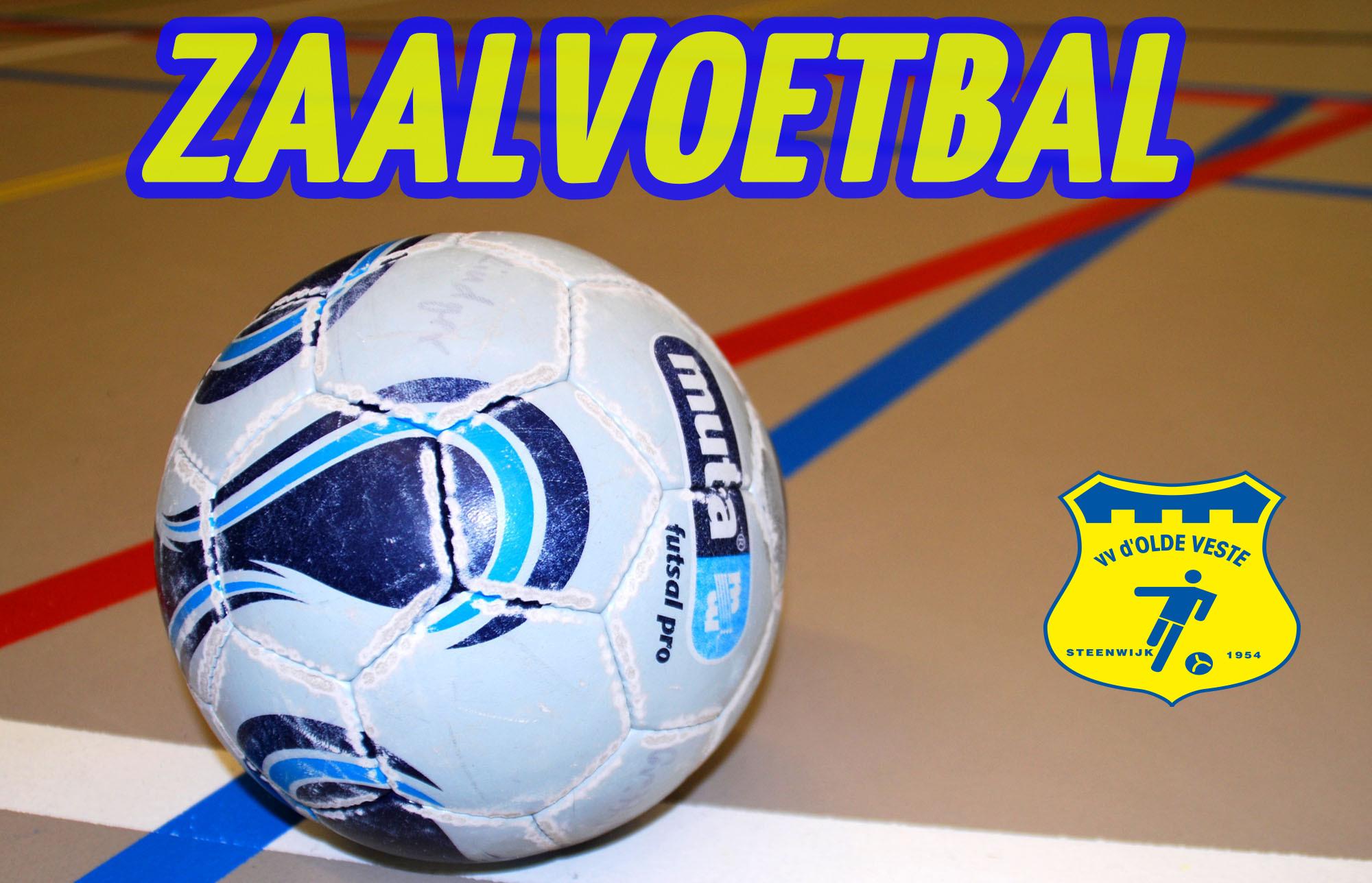 Zaalvoetbal 2015-2016